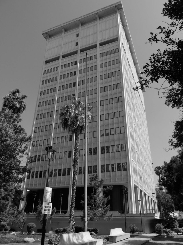 The Health Administration Building in 2016. Photo by author.